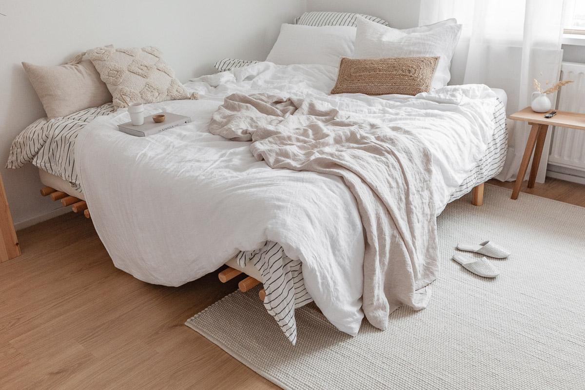Nieuw Sneak peek slaapkamer make over - ELLE INTERIEUR SA-38